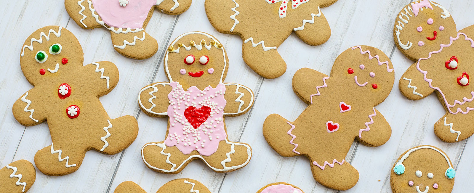 Christmas Cookie Workshop for Families: December 22 2020